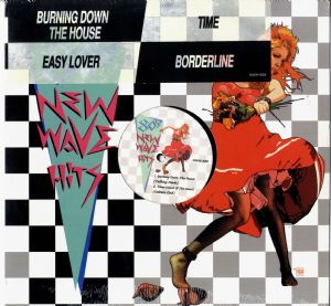 "BORDERLINE - NEW WAVE HITS 12"" VINYL (SEALED)"